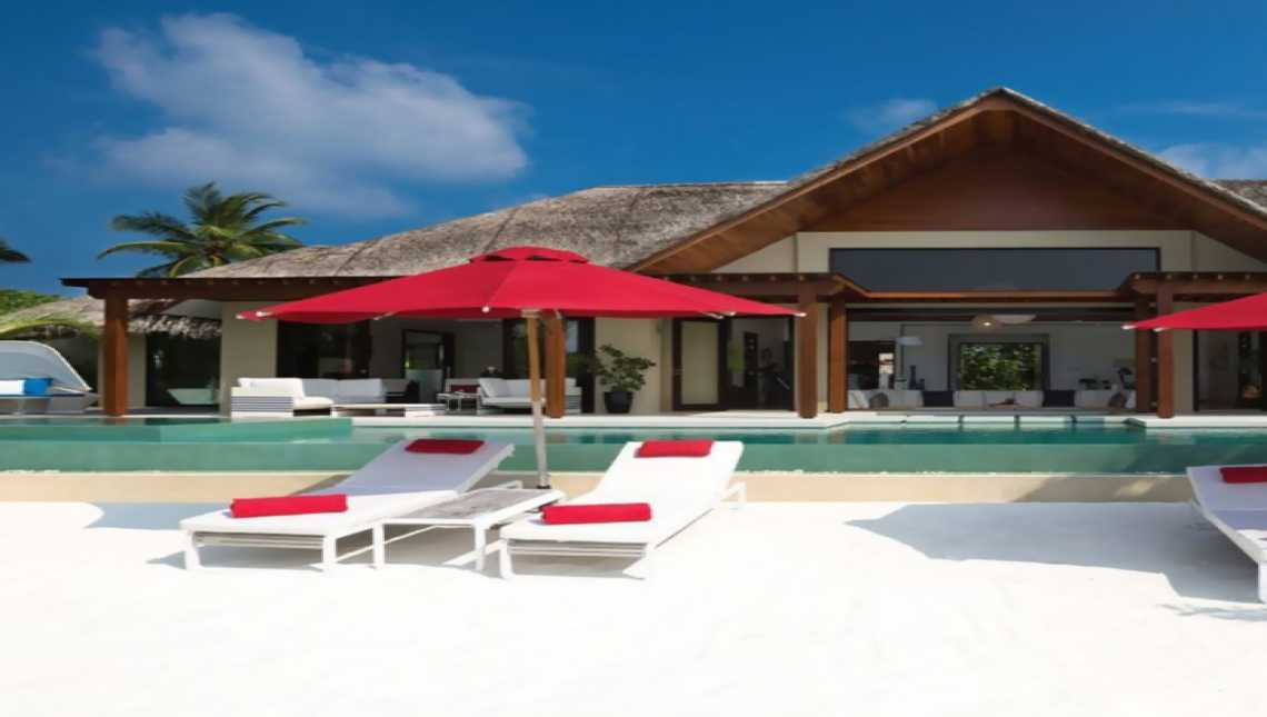 Beach Pavilions with Two Bedroom and Private Pool
