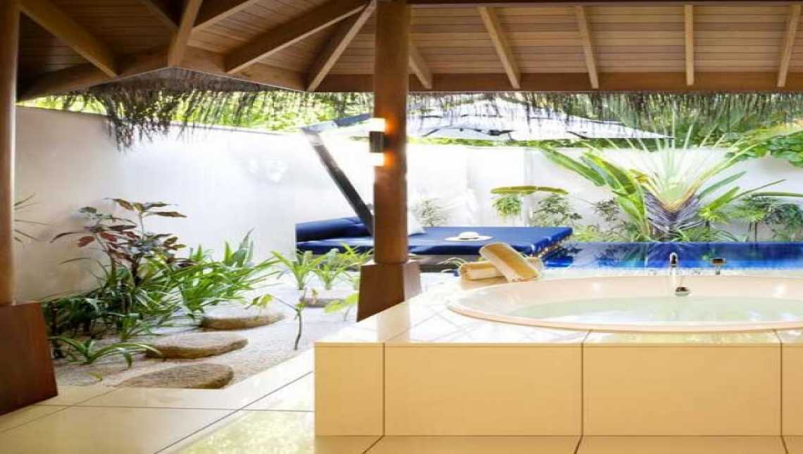 Beach Bungalow with Plunge Pool