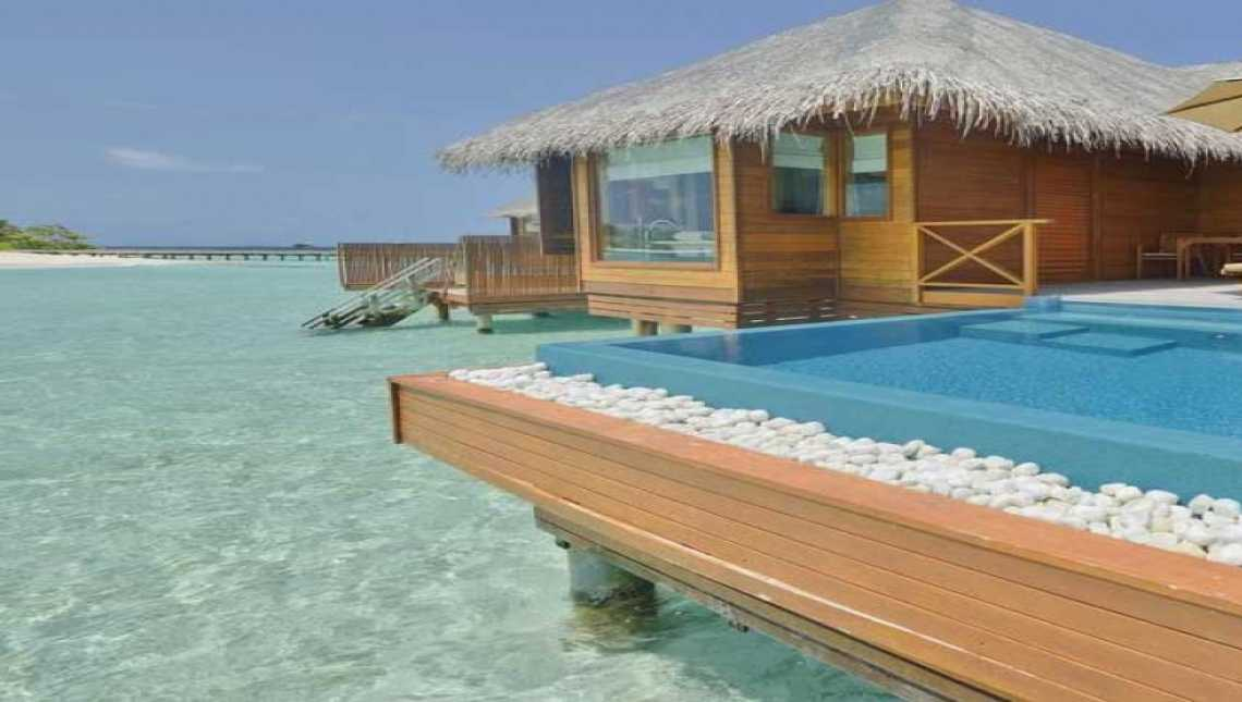 Ocean Bungalow with Pool