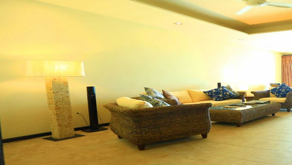2 Bedroom Executive Suite with Pool