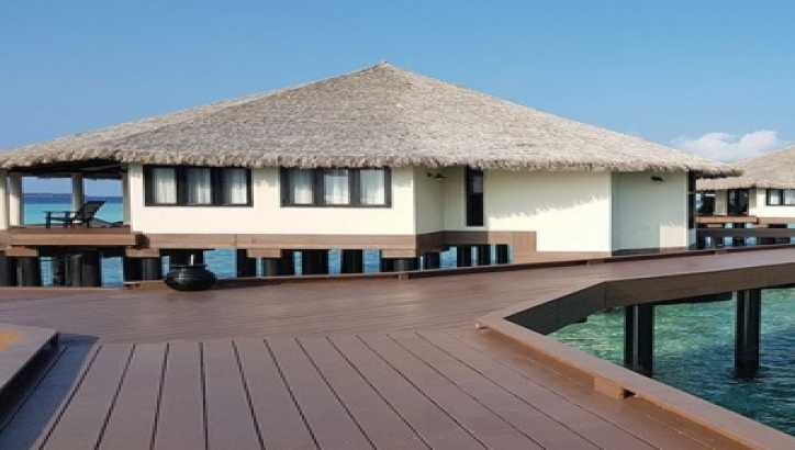 Kihaa Maldives Resort & Spa
