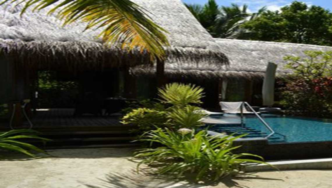 One Bed Beach Villa