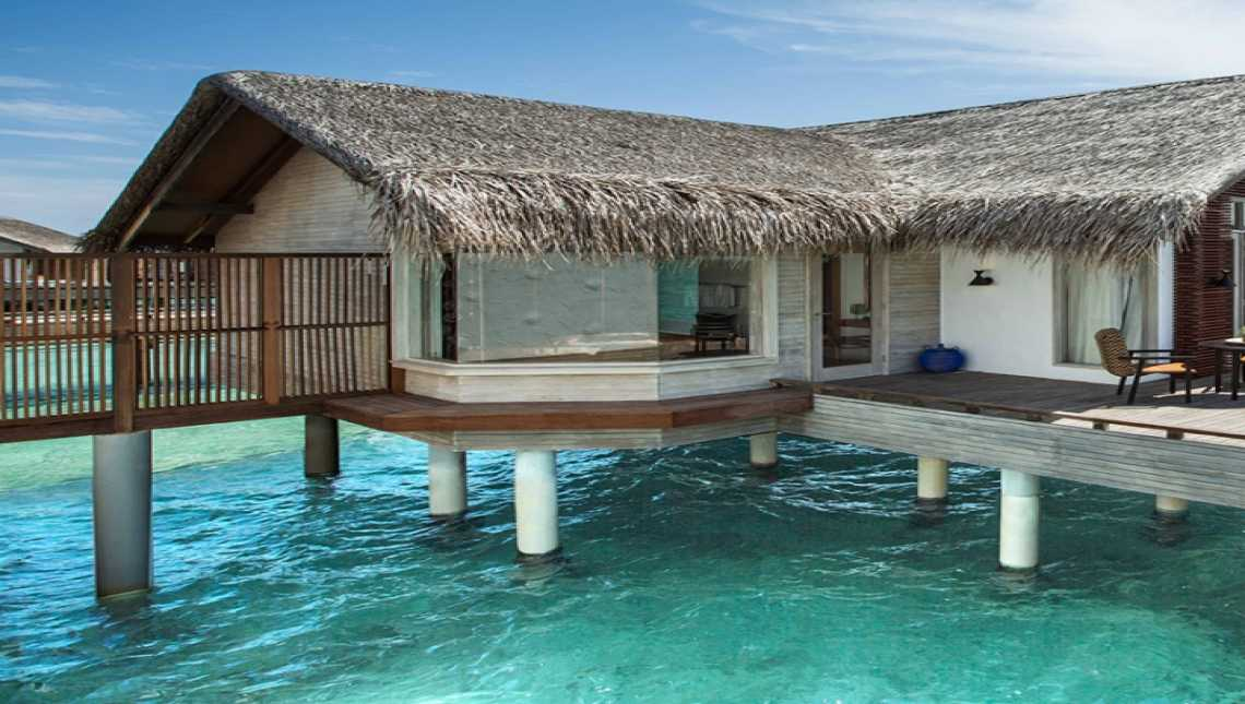 WATER SUNRISE VILLA