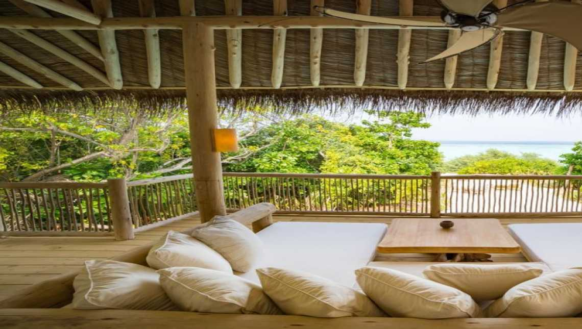 Soneva Fushi Villa Suite 3 Bedroom with Pool