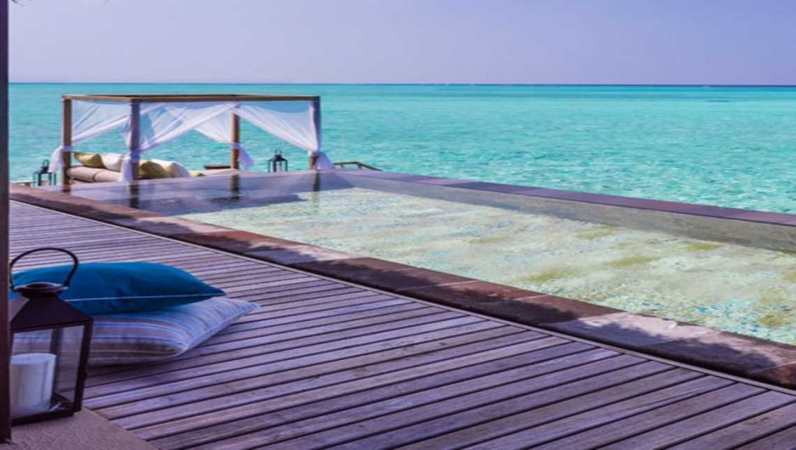 Grand Water Villas with Pool - 1 bedroom