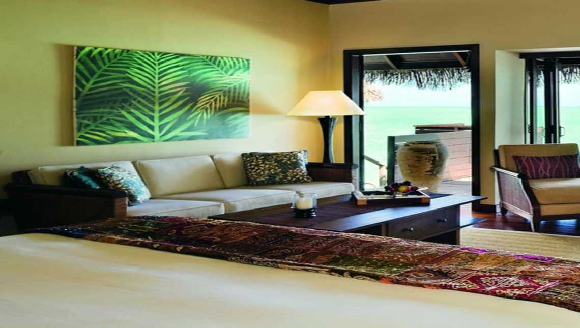 Deluxe Lagoon Villas with Plunge Pool