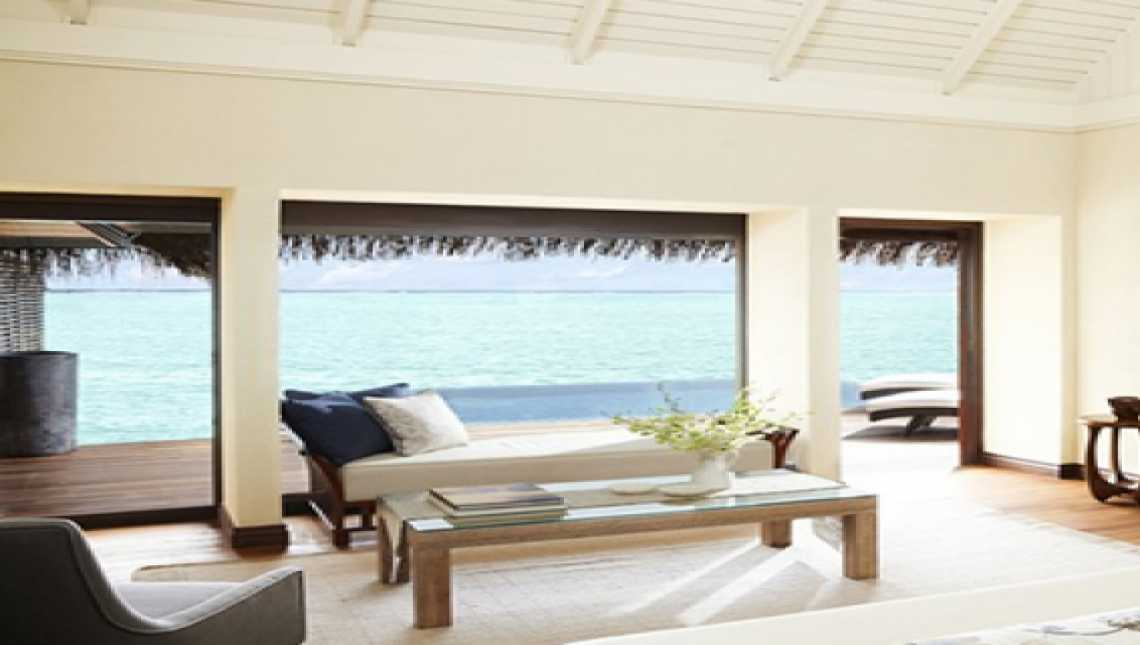 Ocean Suite with Oversized Plunge Pool