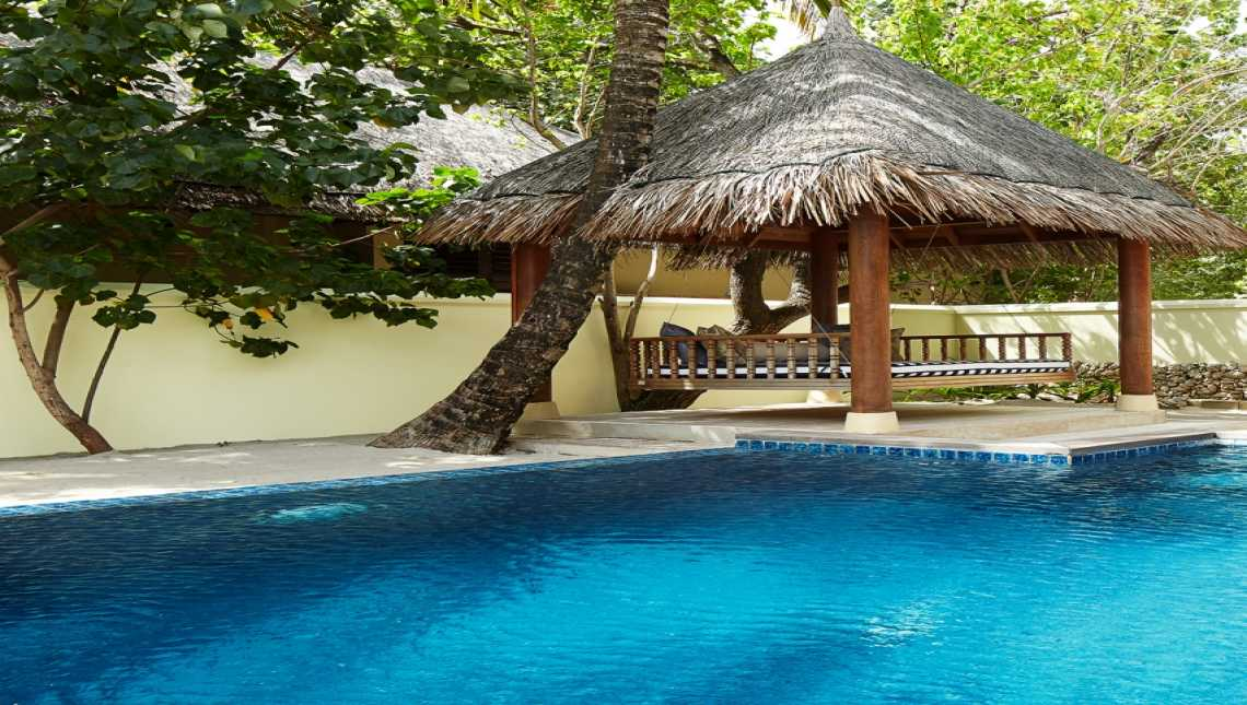 Two Bedroom Beach Villa Suites with Oversized Plunge Pool