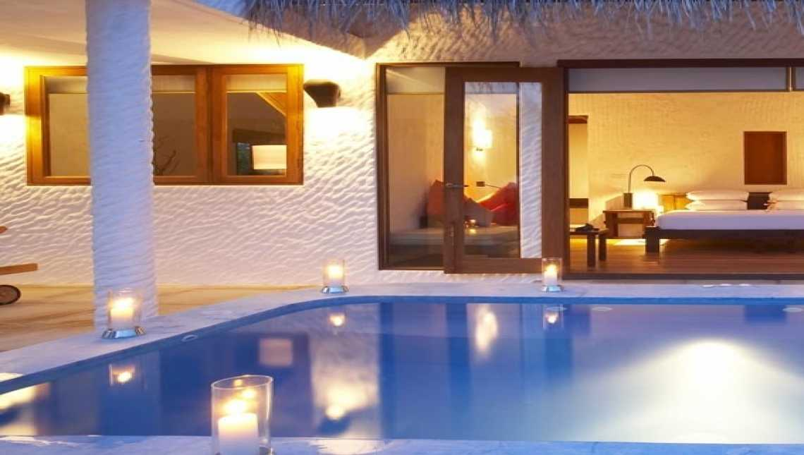 Beach Residence with Plunge Pool