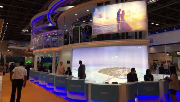 The Sunny Side Of Life Showcased At The Annual Arabian Travel Market