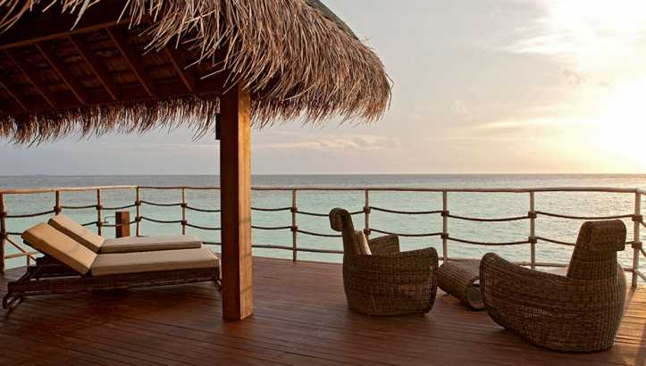 Constance Moofushi Resort & Spa