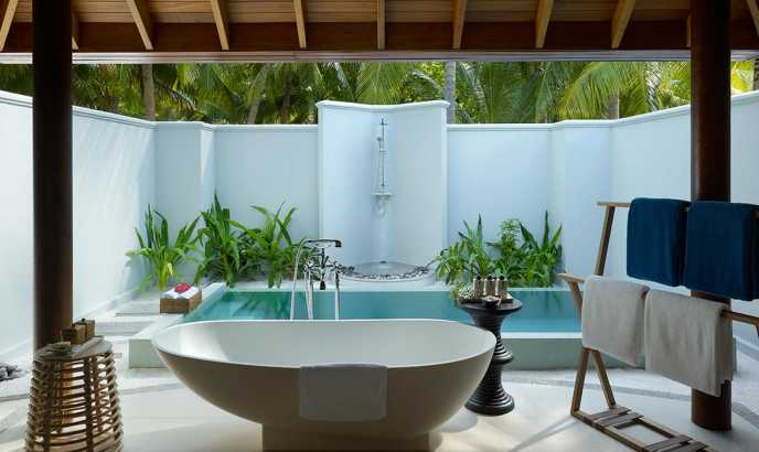 Dusit Thani Maldives Resort & Spa