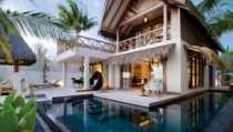 Two Bedroom Beach Villa with Pool Sunrise