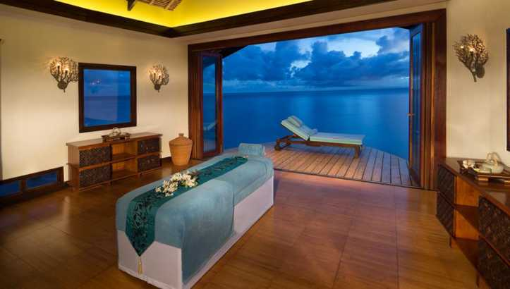 Jumeirah Vittaveli Maldives Resort & Spa