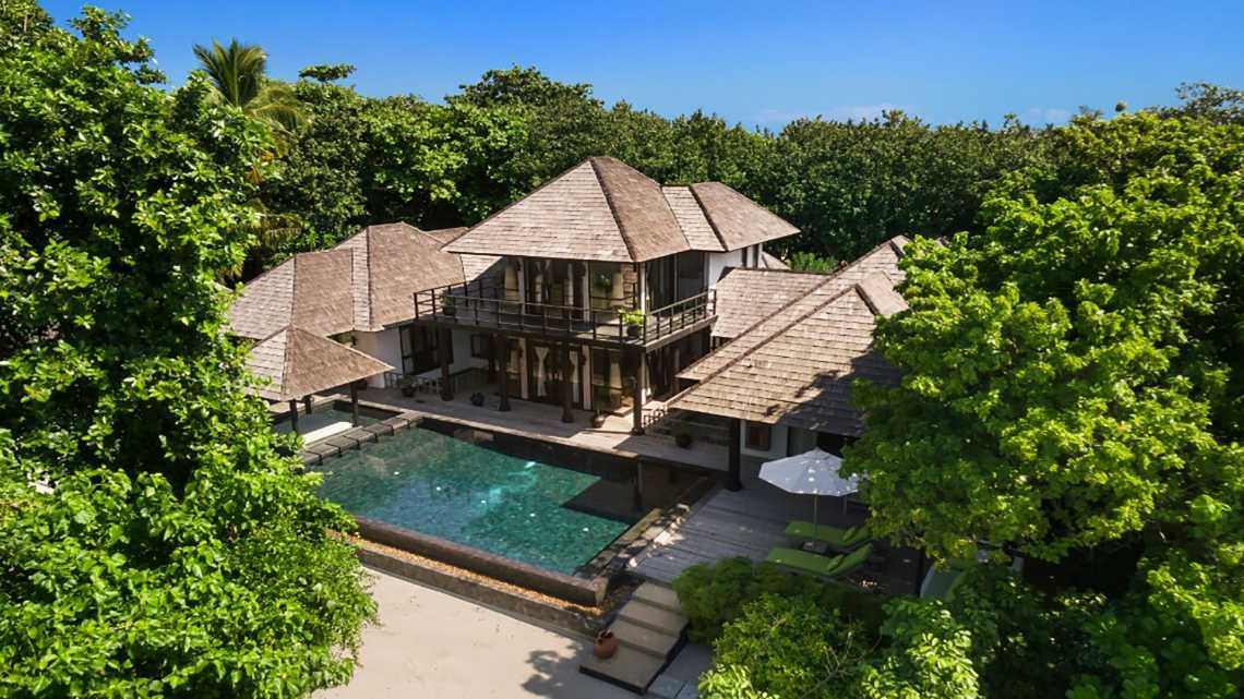 2 Bedroom Beach Residence with Family Pool & Private Pool