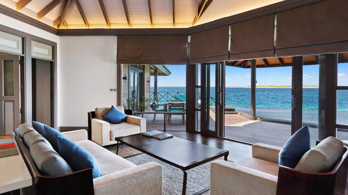 2 Bedroom Ocean Residence with Family Infinity Pool