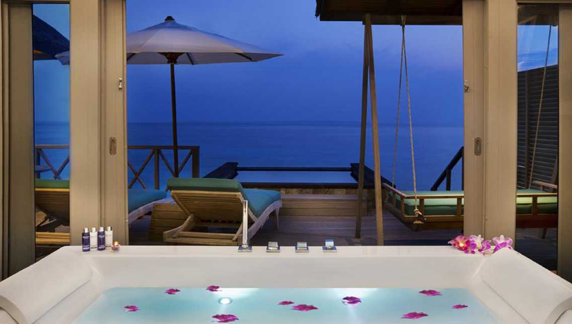 Sunrise Water Villas With Infinity Pool