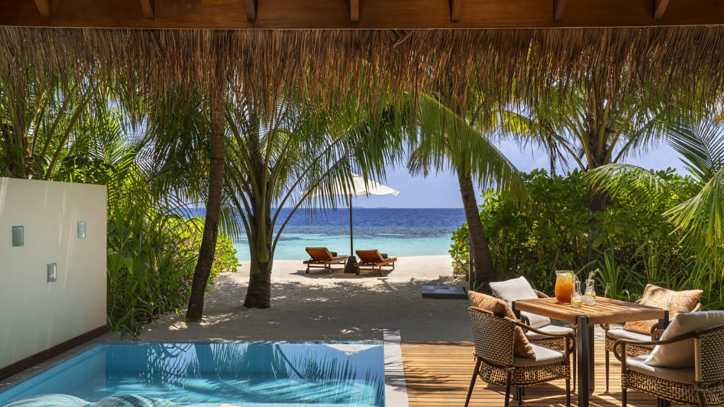 Huvafen Fushi Maldives Resort and Spa
