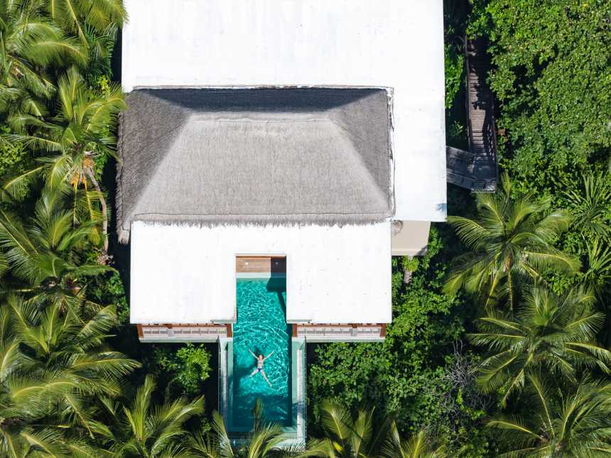 Treetop Pool Villa 2 Bedroom