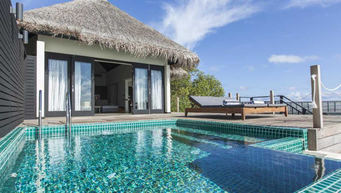 Lagoon Villa with Private Pool