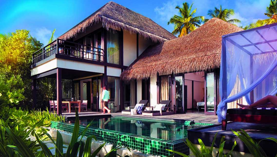 2 Bedroom Lagoon Villa with Private Pool