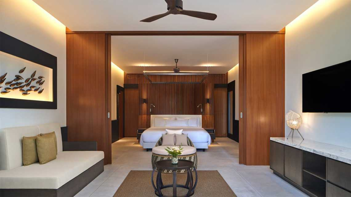 Island Suite with Pool