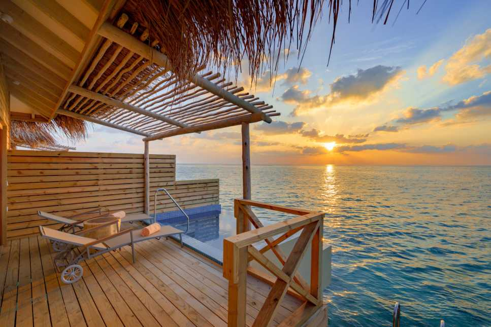 Dolphin Villas with Pool