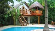 Crusoe Villa with Pool