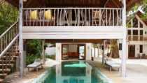 Sunrise Retreat Three Bedroom Villa Suite with Pool