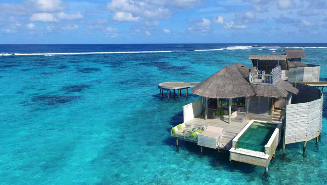 Additional benefits & amenities with Laamu Water Villa include