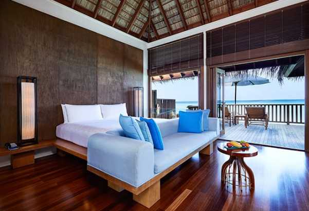 Conrad Maldives Rangali Island Resort & Spa