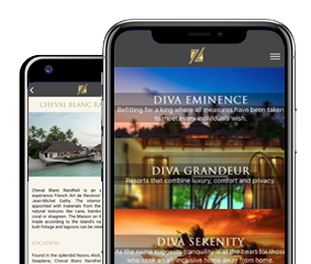 Zeldiva Luxury App