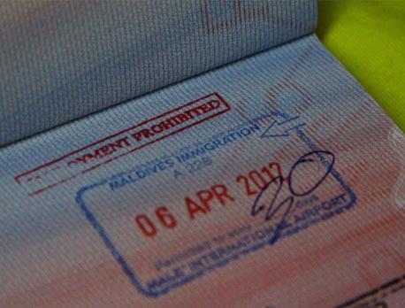 Do I need a visa before I arrive in Maldives?